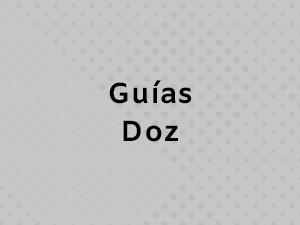 Guías Doz