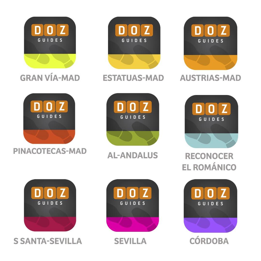 branding guias doz